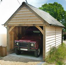 Contact Us 01435 408030 Oak Frame Buildings Amp Garages